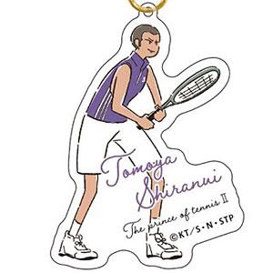 新テニスの王子様 ゆるスタ アクリルキーホルダー 32 不知火知弥