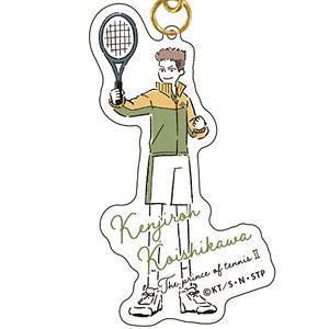 新テニスの王子様 ゆるスタ アクリルキーホルダー 35 小石川健二郎