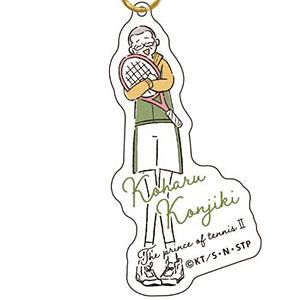 新テニスの王子様 ゆるスタ アクリルキーホルダー 37 金色小春