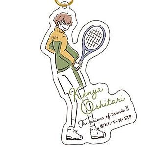 新テニスの王子様 ゆるスタ アクリルキーホルダー 39 忍足謙也