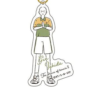 新テニスの王子様 ゆるスタ アクリルキーホルダー 40 石田銀