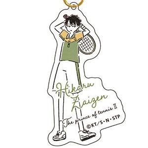 新テニスの王子様 ゆるスタ アクリルキーホルダー 41 財前光