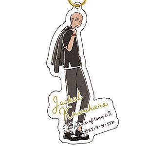 新テニスの王子様 ゆるスタ アクリルキーホルダー 49 ジャッカル BEST FESTA!!ver.