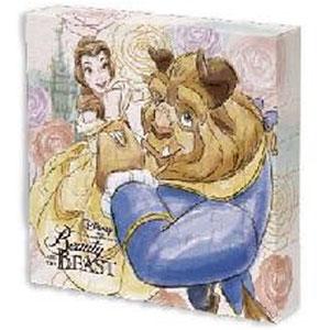 ジグソーパズル キャンバスパズル 美女と野獣 ビューティフル・ローズ 56ピース(2303-19)
