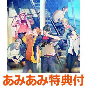 【あみあみ限定特典】【特典】CD B-PROJECT / KING of CASTE ~Bird in the Cage~ 獅子堂高校ver. 限定盤
