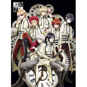 DVD K SEVEN STORIES DVD-BOX SIDE:TWO 期間限定版