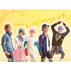 BD MANKAI STAGE『A3!』~SUMMER 2019~ (Blu-ray Disc)