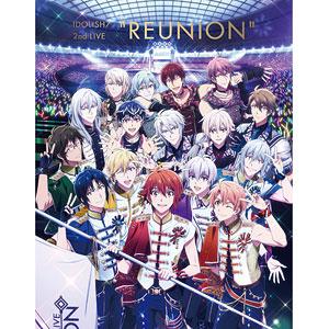 BD アイドリッシュセブン 2nd LIVE「REUNION」Blu-ray BOX -Limited Edition- 完全生産限定