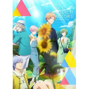 DVD アニメ『A3!』 4