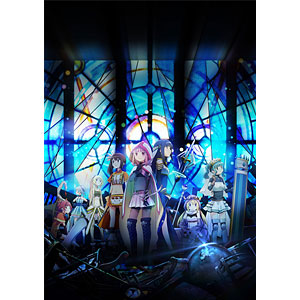 DVD マギアレコード 魔法少女まどか☆マギカ外伝 5 完全生産限定版