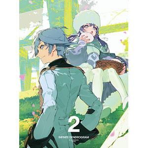 【特典】BD インフィニット・デンドログラム Blu-ray Vol.2
