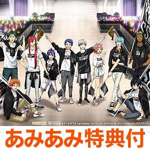 【あみあみ限定特典】DVD 「KING OF PRISM SUPER LIVE Shiny Seven Stars!」 DVD