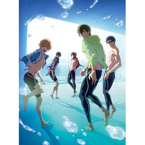 BD Free!-Road to the World-夢 (Blu-ray Disc)