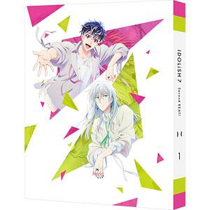 【特典】BD アイドリッシュセブン Second BEAT! 1 特装限定版 (Blu-ray Disc)