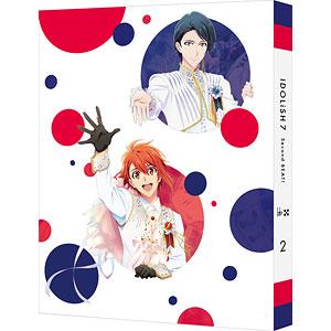 【特典】BD アイドリッシュセブン Second BEAT! 2 特装限定版 (Blu-ray Disc)