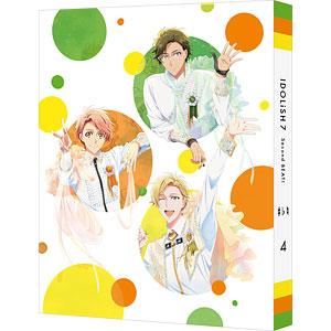 BD アイドリッシュセブン Second BEAT! 4 特装限定版 (Blu-ray Disc)