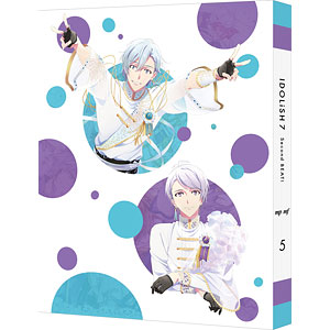 BD アイドリッシュセブン Second BEAT! 5 特装限定版 (Blu-ray Disc)