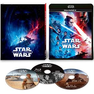 BD スター・ウォーズ/スカイウォーカーの夜明け MovieNEX 初回版 (Blu-ray Disc)
