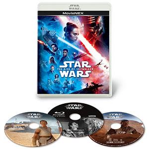 BD スター・ウォーズ/スカイウォーカーの夜明け MovieNEX 通常版 (Blu-ray Disc)