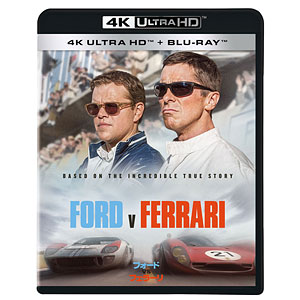 UHD BD フォードvsフェラーリ 4K UHD (Blu-ray Disc)