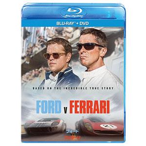 BD フォードvsフェラーリ ブルーレイ+DVDセット (Blu-ray Disc)