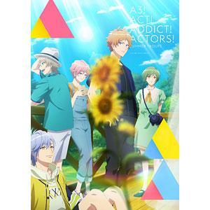 DVD アニメ『A3!』第3巻