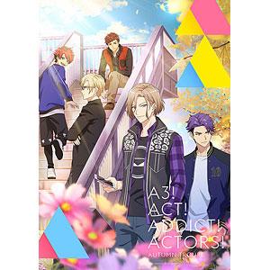 DVD アニメ『A3!』第6巻