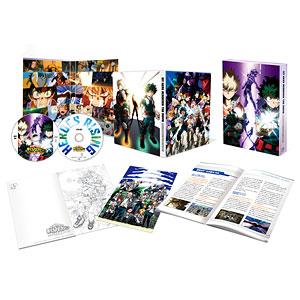 DVD 僕のヒーローアカデミア THE MOVIE ヒーローズ:ライジング DVD プルスウルトラ版