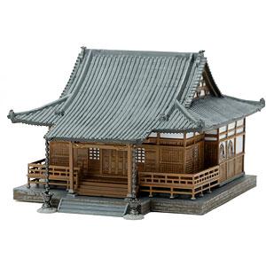 建物コレクション 028-4 お寺A4