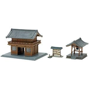 建物コレクション 029-4 お寺B4