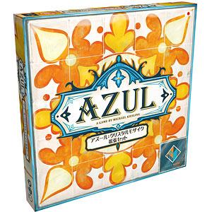 ボードゲーム アズール クリスタルモザイク拡張セット 日本語版