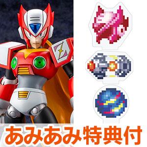 【あみあみ限定特典】ロックマンX ゼロ 1/12 プラモデル
