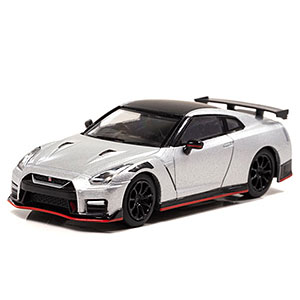 1/64 日産 GT-R NISMO (R35) 2020 Ultimate Metal Silver