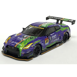 1/64 エヴァ RT TEST TYPE-01 X Works GT-R #33 SUPER GT GT300 2019
