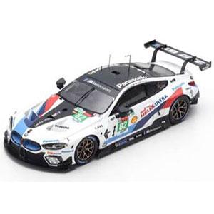 1/43 BMW M8 GTE No.82 BMW Team MTEK 24H Le Mans 2018 A. Farfus - A. Felix da Costa - A. Sims