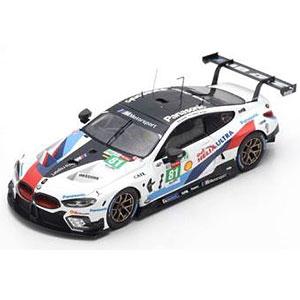 1/43 BMW M8 GTE No.81 BMW Team MTEK 24H Le Mans 2018 M. Tomczyk - N. Catsburg - P. Eng