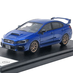 1/43 SUBARU WRX STI EJ20 Final Edition (2019) WRブルー・パール