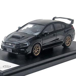 1/43 SUBARU WRX STI EJ20 Final Edition (2019) クリスタルブラック・シリカ