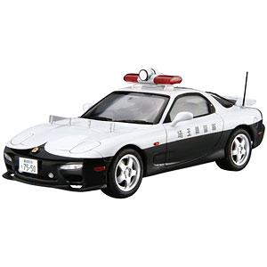 ザ・モデルカー No.SP 1/24 マツダ FD3S RX-7 レーダーパトロールカー '98 プラモデル