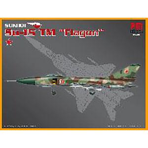 1/72 スホーイ Su-15TM 「フラゴン」 プラモデル