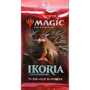 マジック:ザ・ギャザリング イコリア:巨獣の棲処 ブースターパック 日本語版 パック