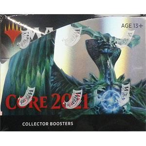 マジック:ザ・ギャザリング 基本セット2021 コレクター・ブースター 英語版 12パック入りBOX