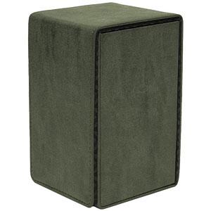 ウルトラプロ社サプライ スエードコレクション アルコーブデッキボックス タワー エメラルド