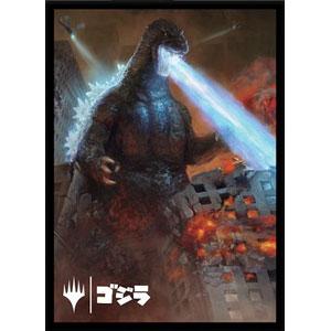 マジック:ザ・ギャザリング イコリア:巨獣の棲処 デッキプロテクタースリーブ 怪獣王、ゴジラ パック
