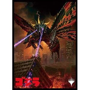 マジック:ザ・ギャザリング プレイヤーズカードスリーブ 『イコリア:巨獣の棲処』 ≪暗黒破壊獣、バトラ≫ パック