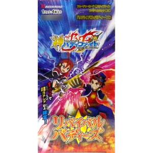 フューチャーカード 神バディファイト スペシャルパック 第3弾 「リバイバルバディーズ」 10パック入りBOX