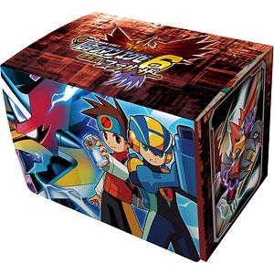 キャラクターデッキケースMAX NEO ロックマン エグゼ6「電脳獣ファルザー」