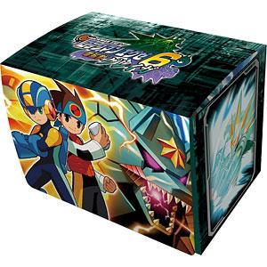 キャラクターデッキケースMAX NEO ロックマン エグゼ6「電脳獣グレイガ」
