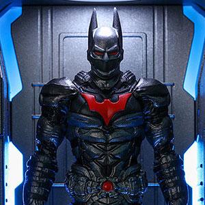 ビデオゲーム・マスターピース COMPACT バットマン:アーカム・ナイト シリーズ1 バットマン(ザ・フューチャー版)