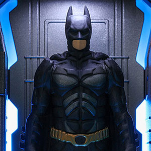 ビデオゲーム・マスターピース COMPACT バットマン:アーカム・ナイト シリーズ1 バットマン(映画『ダークナイト』版)